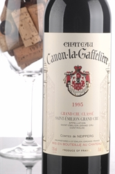 Picture of Canon la Gaffeliere 1995