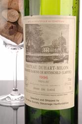 Picture of Duhart Milon Rothschild 1996