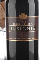 Picture of Joseph Phelps Insignia Proprietary Red Wine 1996