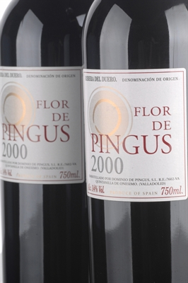 Picture of Pingus Flor de Pingus 1999