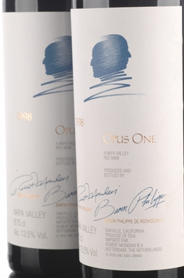 Picture of Opus One 1999