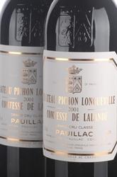 Picture of Pichon-Longueville Comtesse de Lalande 2001
