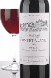 Picture of Pontet-Canet 2003