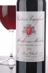 Picture of Poujeaux 2000