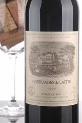 Picture of Carruades de Lafite 1999