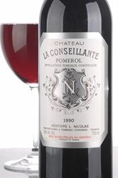Picture of La Conseillante 1990
