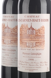 Picture of Les Carmes Haut Brion 1999