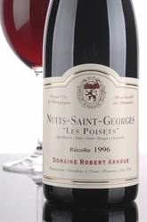 Picture of Nuits Saints Georges Domaine Robert Arnoux 1996