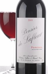 Picture of Pensees de Lafleur 2001