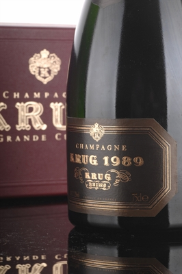 Picture of Champagne Krug 1989