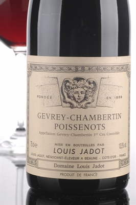 Picture of Gevrey Chambertin Poissenots, Domaine Louis Jadot  1996