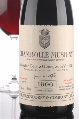 Picture of Chamboelle Musigny Domaine Comte Georges De Vogue 1996
