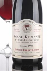 Picture of Vosne Romanee Les Suchots, Domaine Robert Arnoux 1996