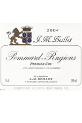 Picture of Pommard Rugiens Domaine Jean-Marc Boillot 1997