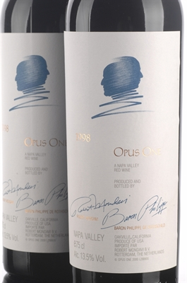 Picture of Opus One 2001